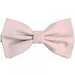 Beige Bow ties