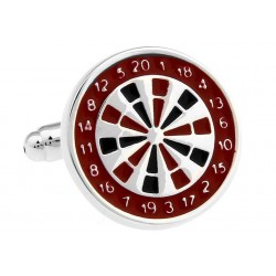 "Cufflinks ""Dart Player"""
