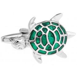 """Cufflinks """"Wise Tortoise"""""""