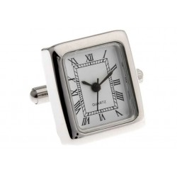 """Cufflinks """"Smart Clock"""""""